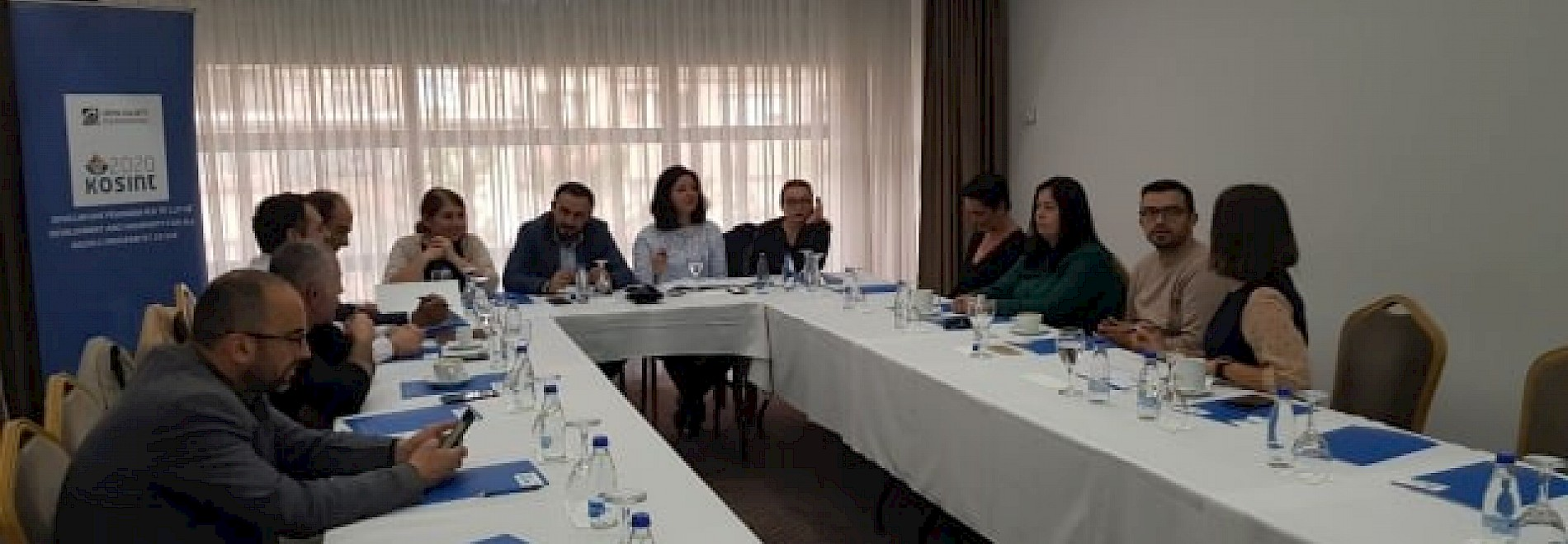 Public discussion on the issue related to housing policies for Roma, Ashkali and Egyptian communities in Kosova
