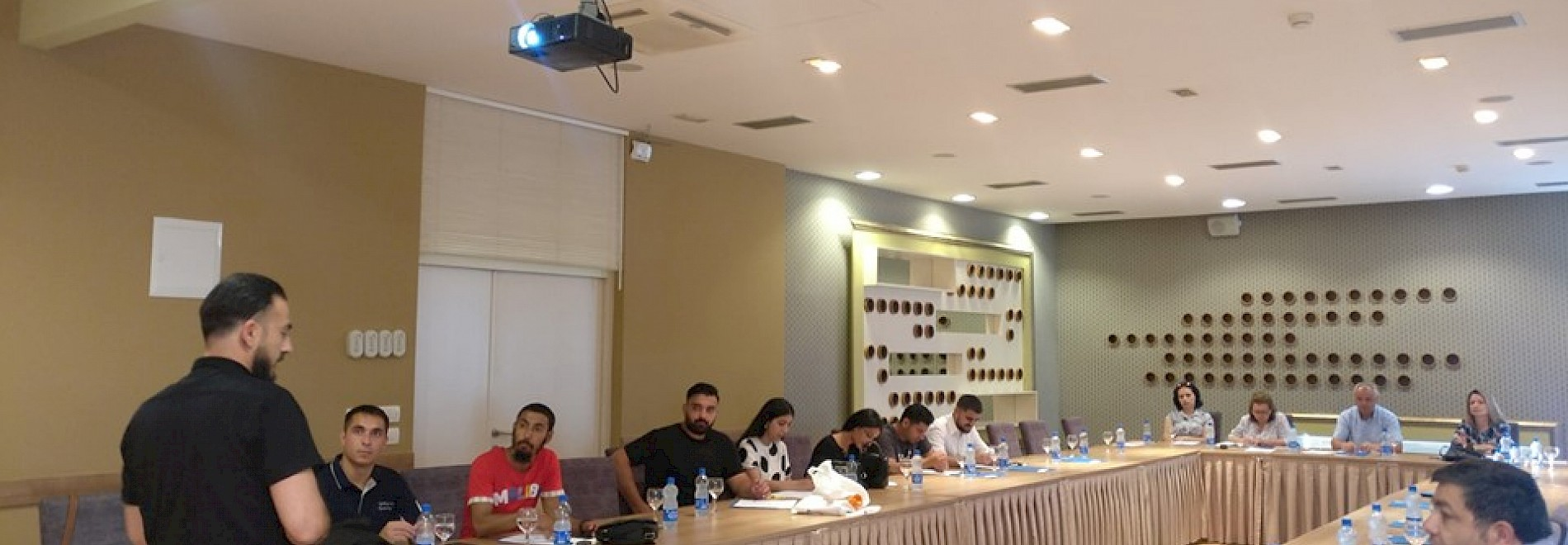 "Advocacy initiative in the form of lecture ""understanding and prevention of hate speech, discrimination and stereotypes """